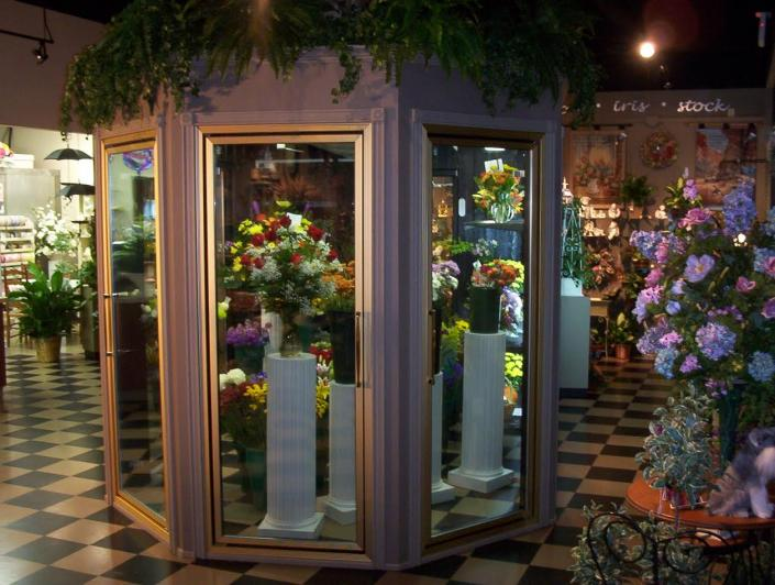 We understand that every florists' needs will be different so that's why we customize our floral refrigerators to suit your unique requirements.